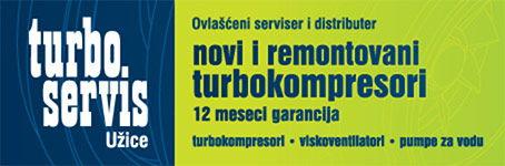 Turbo servis - novi i remontovani turbokompresori