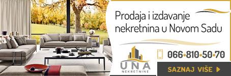 Prodaja i izdavanje nekretnina u Novom Sadu | Una Nekretnine