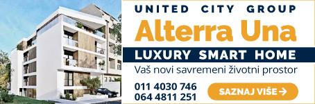 Novogradnja na Dušanovcu  /  Alterra Una - My Smart Home!