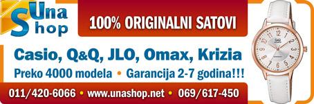 Una Shop  |  Internet prodaja