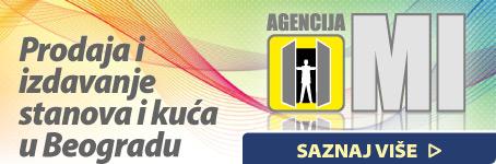 Agencija MI • Prodaja i izdavanje stanova i kuća u Beogradu