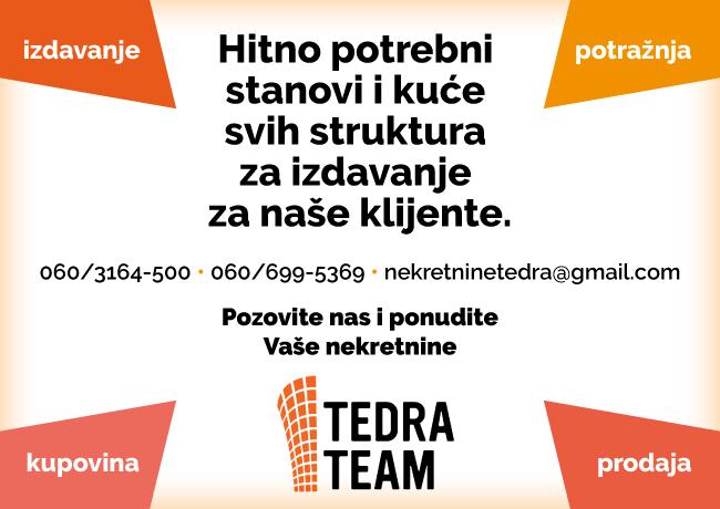 Tedra Team