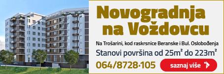 Novogradnja na Voždovcu
