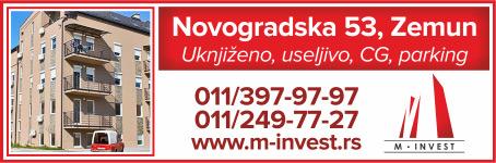 Prodaja stanova - Zemun, Novogradska