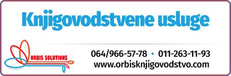 Orbis / Knjigovodstvene usluge