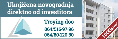Novogradnja - Troying doo