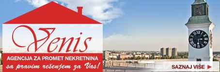 Venis - Novi Sad | Agencija za promet nekretnina sa pravim rešenjem za vas