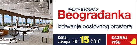 Beograđanka - Izdavanje poslovnog prostora