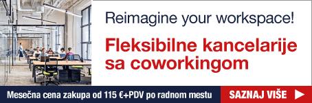 Fleksibilne kancelarije sa coworkingom