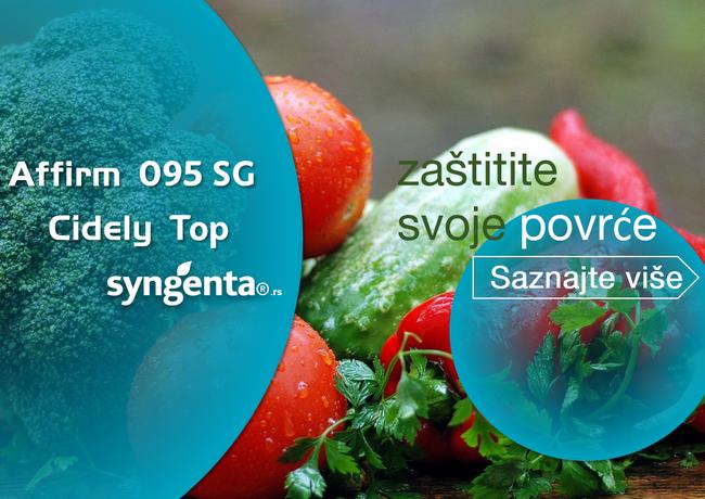 Zaštitite svoje povrće