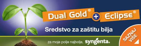 Syngenta Dual Gold + Eclipse | Zaštita bilja