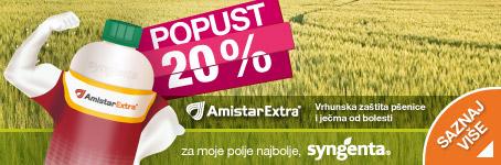 Syngenta Amistar Extra  |  Vrhunska zaštita pšenice i ječma od bolesti