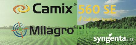 Syngenta Camix herbicid