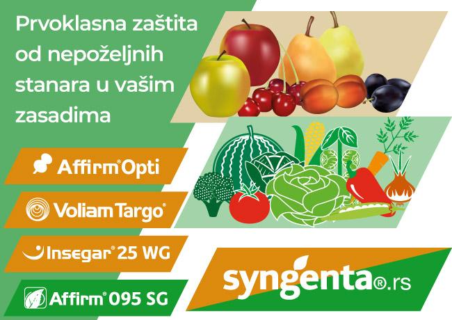 Syngenta - Zaštita vaših zasada