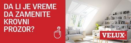 Velux krovni prozori - Da li je vreme za zamenu krovnih prozora?