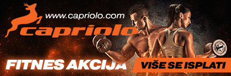 Capriolo  |  Fitness AKCIJA!
