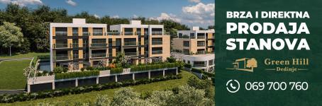 Prodaja stanova - Beograd | Stambeni kompleks Green Hill, Dedinje