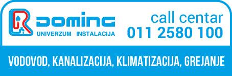 Doming / vodovod, kanalizacija, klimatizacija grejanje