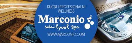 Marconio - kućni i profesionalni welness
