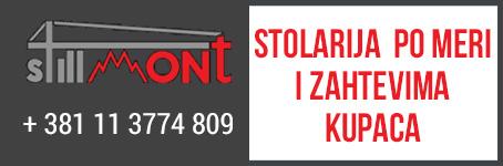 Stillmont - PVC i ALU stolarija