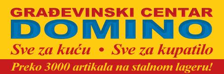 Građevinski centar Domino