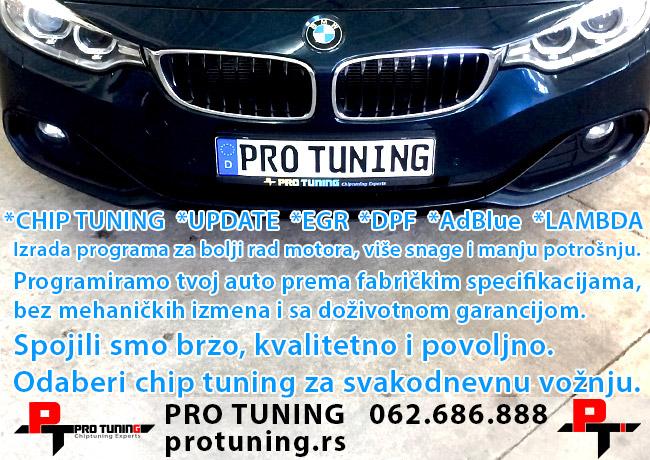 Pro Tuning | Chip tuning | Beograd - Zemun