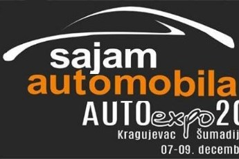 """""""Auto Expo"""" – 13. sajam automobila u centru Šumadije"""
