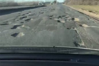 Da li je ovo najgori put na svetu? (VIDEO)