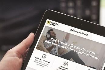 """""""iKeš"""" kredit  - digitalna revolucija u kreditiranju i otvaranju računa uz video identifikaciju"""