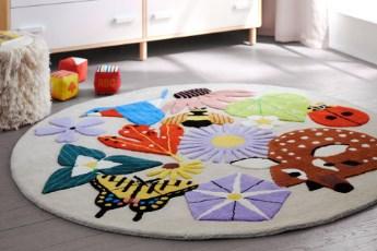 Kako izabrati tepih prema uzrastu deteta