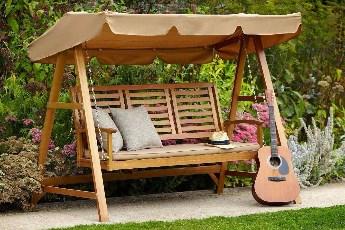 Ljuljaške za baštu za savršen letnji odmor
