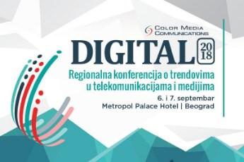 Ministri Vukosavljević i Ružić, ambasadori Velike Britanije i Kanade otvaraju #Digital2018