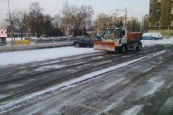 Nastavljena akcija čišćenja snega