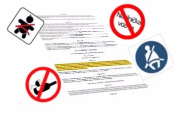 Novi Zakon o bezbednosti saobraćaja donosi rigoroznije kazne, ali i određene olakšice