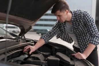 Popravka automobila kod kuće