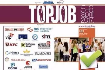 Poseti Top Job i pronađi posao