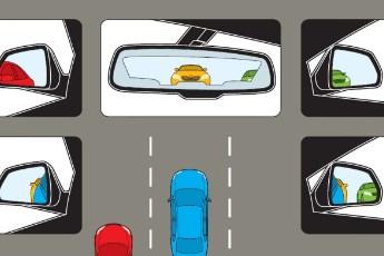 Pravilan položaj retrovizora – pregledna i bezbedna vožnja