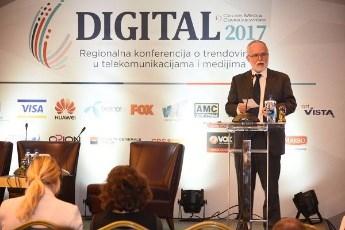 """Preko 700 učesnika diskutovalo o digitalnim trendovima tokom dva dana konferencije """"Digital 2017"""""""