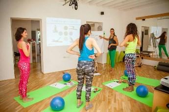 Profesija, zdravlje, uživanje, pilates...