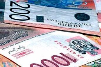Prosečna neto zarada 41.508 dinara u januaru 2017.