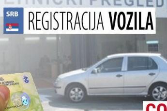 Registracija i prenos vlasništva vozila u doba korona virusa (COVID-19)