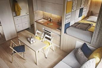 Stan od 12 m2 - mali troškovi i odlična investicija