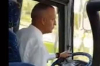Vozač autobusa koji je postao hit na internetu (VIDEO)