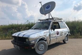 Zastava Space Warrior – jedini auto na svetu za borbu protiv vanzemaljaca