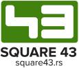 SQUARE 43: Novi Beograd, novogradnja, 2.5, 74.14m2