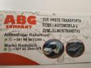 Prevoz vozila i robe