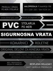 Pvc i alu stolarija Beograd