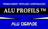 Aluminijumske ograde Novi Sad