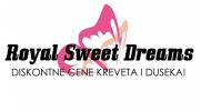 Dušek Royal Relax 160x190/200 (5 godina garancije)