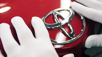 Servis i popravka Toyota vozila